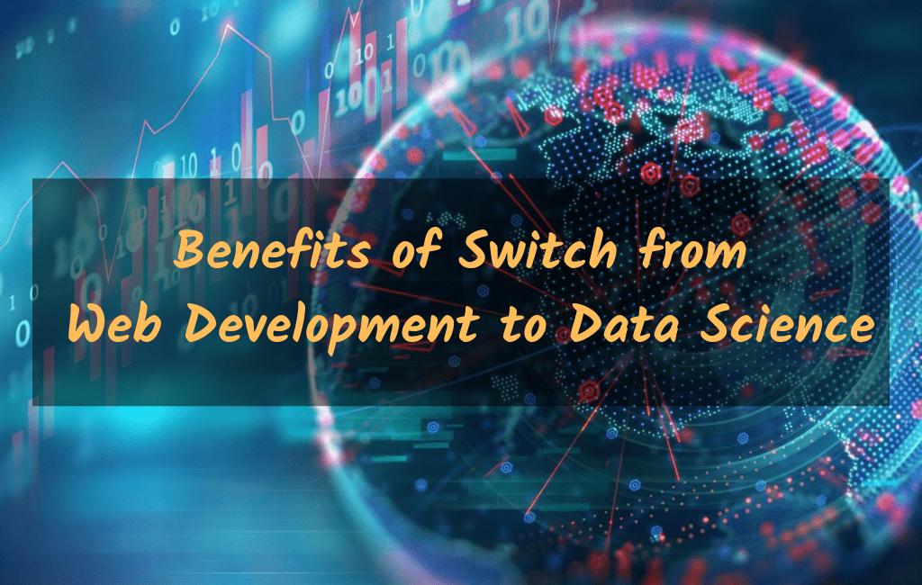 web development to data science