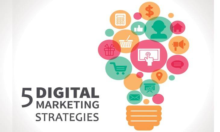 5 digital marketing strategies that will help you achieve your goals by 2020