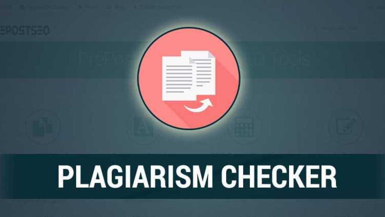 Plagiarism content