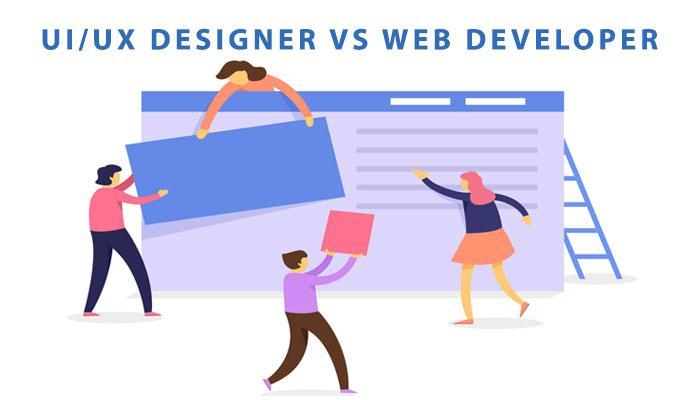 What Would Be Best Between UI/UX Designer vs Web Developer